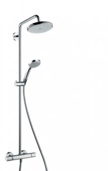 Croma 220 Air 1jet Showerpipe