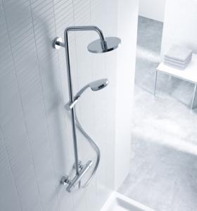 Croma Showerpipe - sprchové komplety