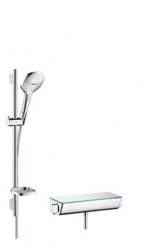 Ecostat Select Combi 0,65 m s ruční sprchou Raindance Select E 120 3jet