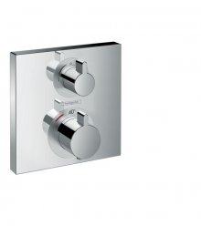Ecostat Square termostatická baterie pod omítku pro 1 spotřebič