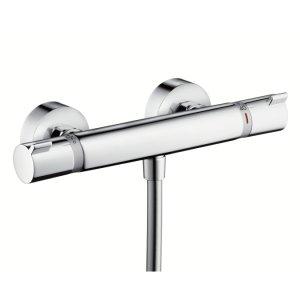 Sprchový termostat Ecostat Comfort s instalací na stěnu