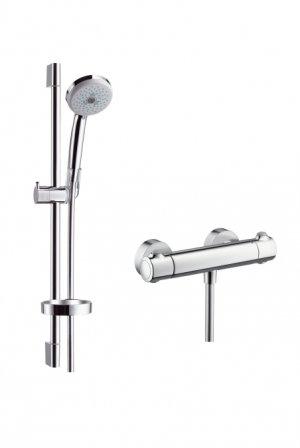 Ecostat 1001 SL Combi 0,65 m s ruční sprchou Croma 100 Multi