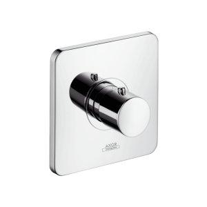 Citterio M - termostatická podomítková baterie, není uzavírací ventil, vrchní sada