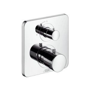Citterio M - termostatická podomítková baterie, 1 spotřebič, vrchní sada