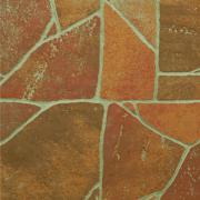Etna 1 - dlaždice 33x33 hnědá