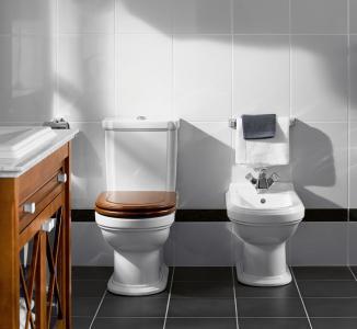 Hommage - WC, bidety, pisoáry