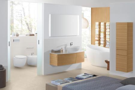 Aveo new generation - koupelnový nábytek