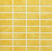VÝPRODEJ Tarento Amarillo - obkládačka mozaika 28x28 žlutá