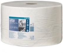 W1 víceúčelová papírová utěrka Plus role 23,5 cm - 2 vrstvy, bílá