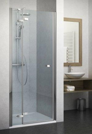 GDNP1 1500 - sprchové dveře jednokřídlé pravé