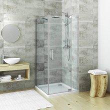 GD01N 900 - sprchové dveře jednokřídlé