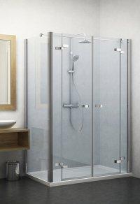 GDN2 1500 - sprchové dveře dvoukřídlé
