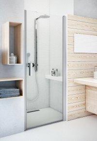 TCN1 900 - sprchové dveře jednokřídlé