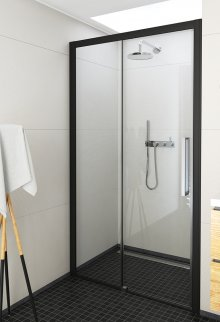 ECD2P 1300 - sprchové dveře posuvné pravé