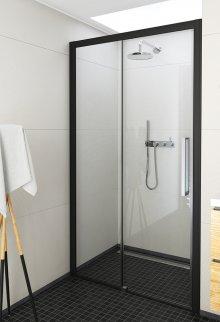 ECD2L 1500 - sprchové dveře posuvné levé