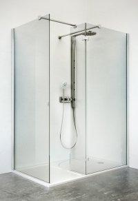 Walk I 1500/900 - velkoprostorový sprchový kout