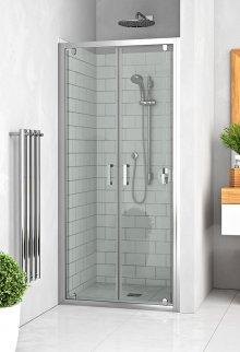 LLDO2 900 - sprchové dveře dvoukřídlé