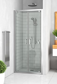 LLDO2 1000 - sprchové dveře dvoukřídlé