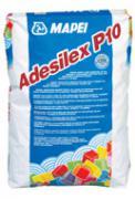 Adesilex P10 - bílý cementový lepicí tmel