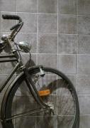Riabita Fabric Induastrial - dlaždice 10x10 šedá