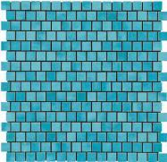 MK Shades 30DL - obkládačka mozaika 30x30 modrá matná