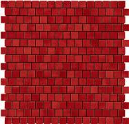 MK Shades 30R - obkládačka mozaika 30x30 červená matná