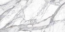 Mirage Jewels Bianco Lunensis JW12 Lucidato - dlaždice rektifikovaná 160x320 bílá