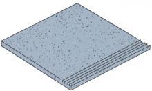 Granifloor light blue - dlaždice schodovka 29,6x29,6 světle modrá