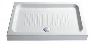 Base - sprchová vanička obdélníková 100x72 keramická