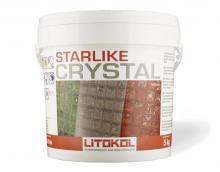 C.350 Crystal - epoxidová spárovací hmota, čirá 5 kg