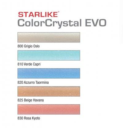 Starlike Crystal