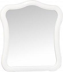 Lapis - zrcadlo v rustikálním rámu 80x90 cm