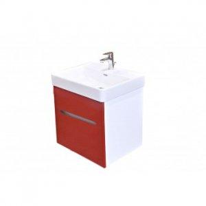 Beryl - spodní skříňka pod umyvadlo Laufen Pro S Compact 55 cm, 2 zásuvky, závěsná