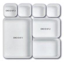 Organizér do zásuvky plast 26,5x18,4 cm
