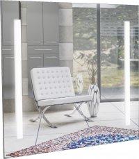 LI4 - zrcadlo 80x70 s integrovaným LED osvětlením
