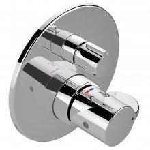 Ceraplus II - sprchová termostatická baterie podomítková, díl 2