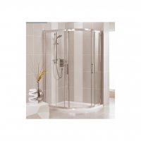 Synergy - sprchový kout čtvrtkruhový 90x90 cm