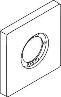 Archimodule - 1 otvorová rozeta 10x10 cm
