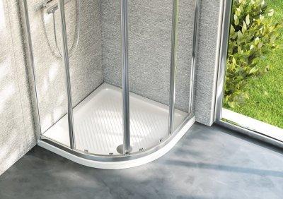 Connect - sprchové vaničky