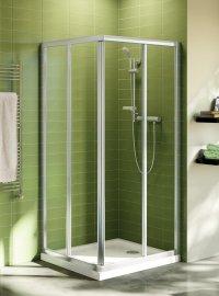 Connect - sprchový kout čtvercový 100x100 cm