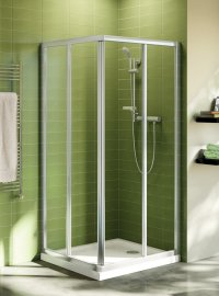 Connect - sprchový kout čtvercový 90x90 cm