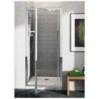 Connect - sprchové dveře pivotové 90x190 cm