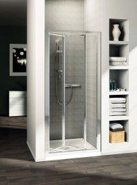 Connect - sprchové dveře zlamovací 90x190 cm