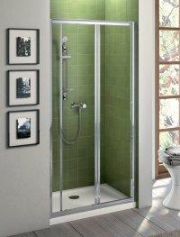 Connect - sprchové dveře posuvné 140x190 cm