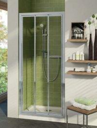 Connect - sprchové dveře posuvné 90x190 cm