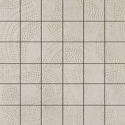 Mosaico Brillanti 5x5 Grigio Chiaro - dlaždice mozaika 30x30 šedá