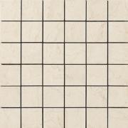 Mosaico 5x5 Travertino Beige Lappato - dlaždice mozaika 29,5x29,5 béžová