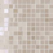 Mosaico Lustro Nut Brown - obkládačka mozaika 30x30 hnědá