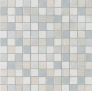 Mosaico Lustro Azzurro - obkládačka mozaika 30x30 modrá