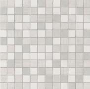 Mosaico Lustro Perla - obkládačka mozaika 30x30 šedá